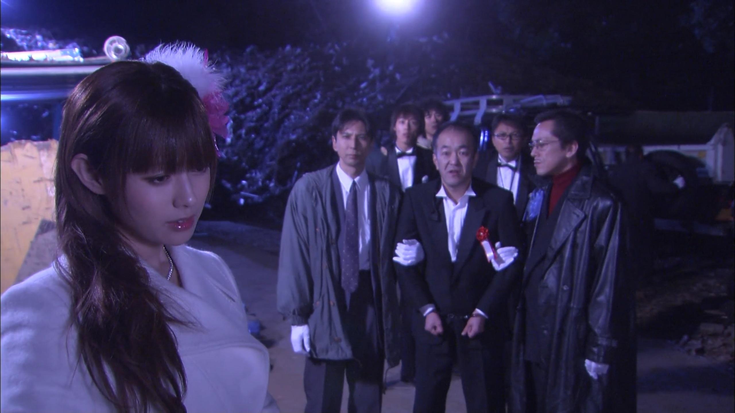 富豪刑事第1話