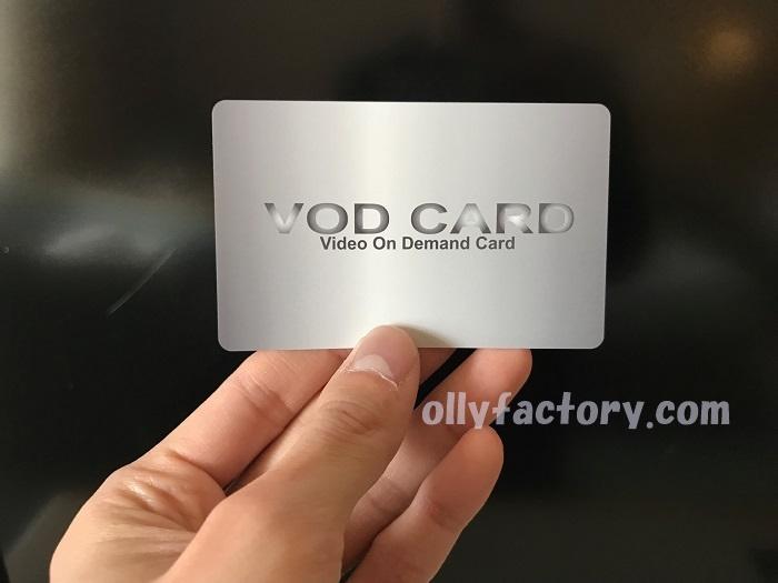 VODカード