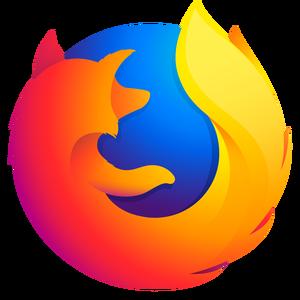 firefoxロゴ画像