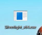 silverlightインストール