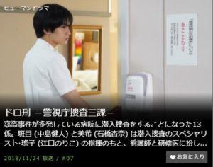 ドロ刑 -警視庁捜査三課-第7話