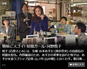 地味にスゴイ!校閲ガール・河野悦子第4話