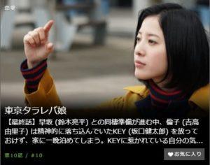 東京タラレバ娘第10話