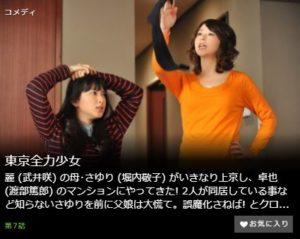 東京全力少女第7話
