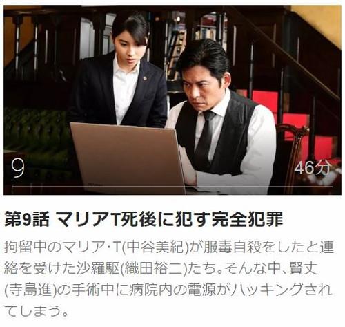 IQ246 ~華麗なる事件簿~第9話