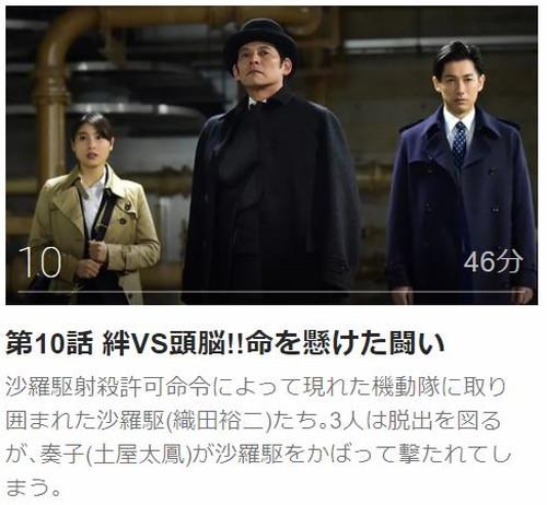 IQ246 ~華麗なる事件簿~第10話