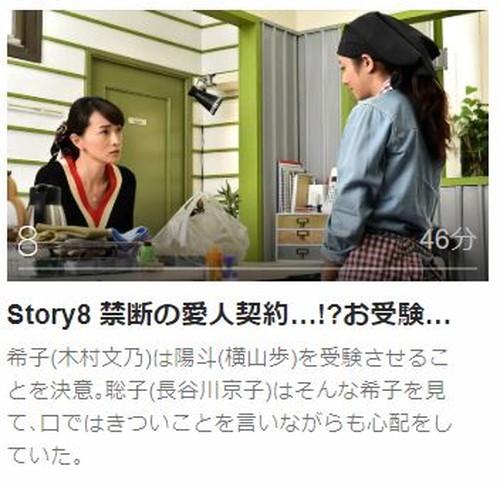 マザー・ゲーム~彼女たちの階級~第8話