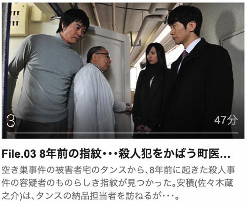 ハンチョウ6~警視庁安積班~第3話