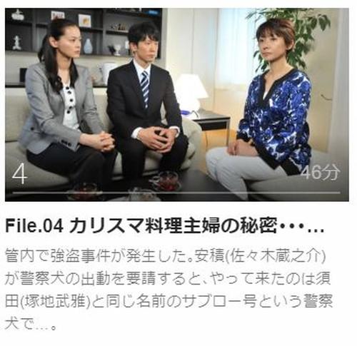 ハンチョウ3~神南署安積班~第4話