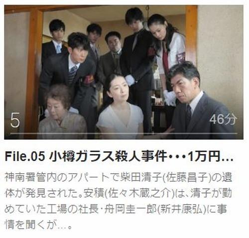 ハンチョウ3~神南署安積班~第5話