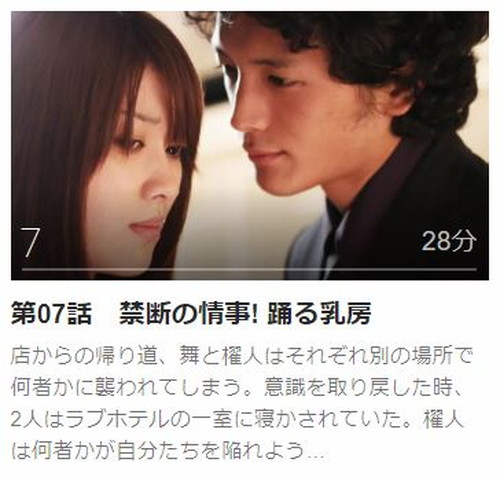 嬢王3~Special Edition~第7話