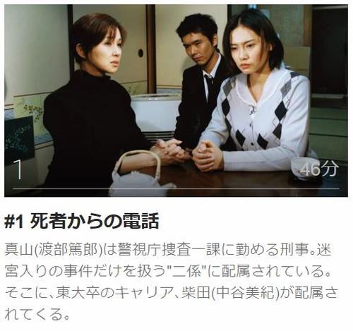 ケイゾク第1話