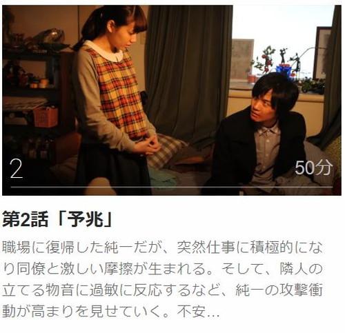 東野圭吾「変身」第2話