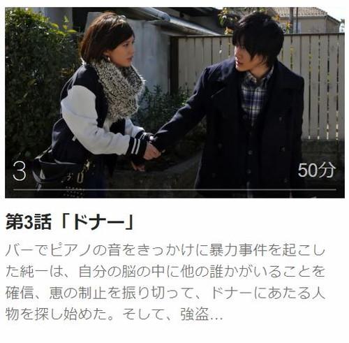 東野圭吾「変身」第3話
