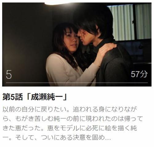 東野圭吾「変身」第5話