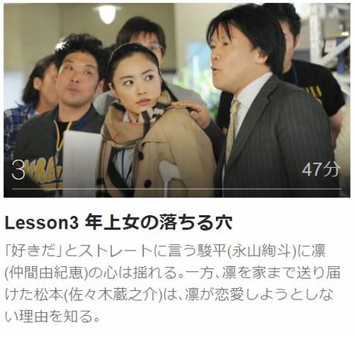 恋愛ニート~忘れた恋のはじめ方~第3話