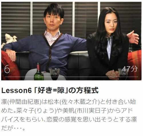 恋愛ニート~忘れた恋のはじめ方~第6話