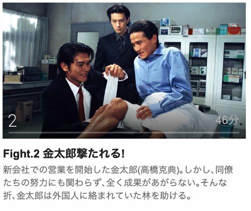サラリーマン金太郎2第2話