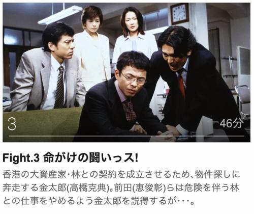 サラリーマン金太郎2第3話
