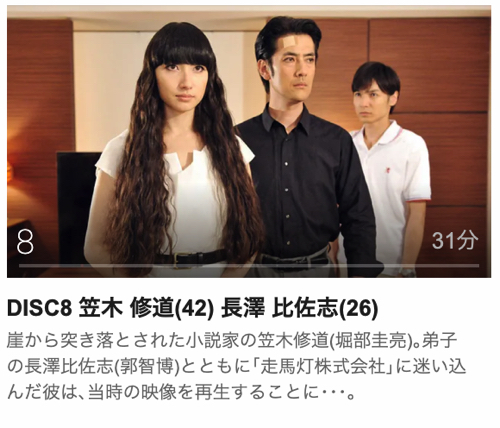 走馬灯株式会社第8話