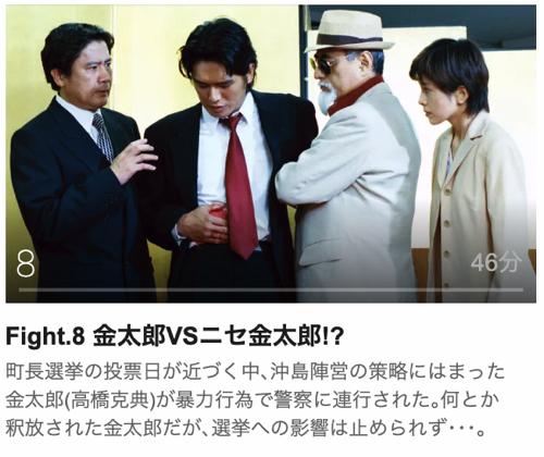 サラリーマン金太郎2第8話
