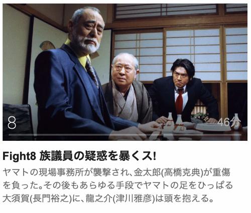 サラリーマン金太郎3第8話