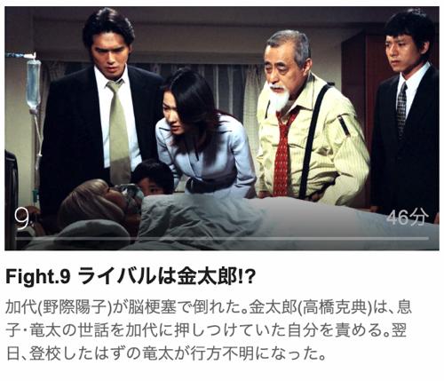 サラリーマン金太郎2第9話