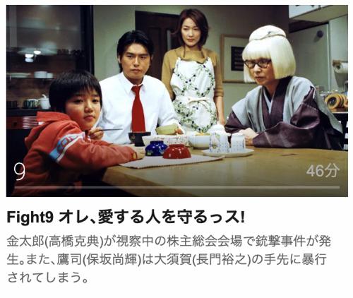 サラリーマン金太郎3第9話