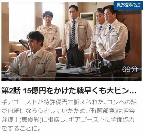 下町ロケット(2018)第2話