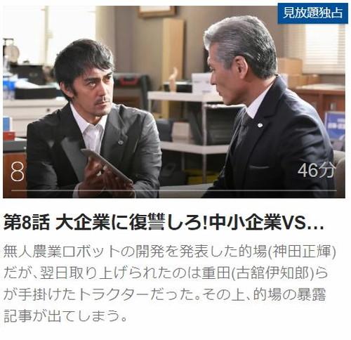 下町ロケット(2018)第8話