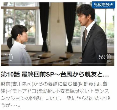 下町ロケット(2018)第10話