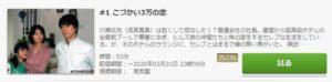 スワンの馬鹿!~こづかい3万円の恋~第1話