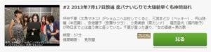 ショムニ2013第2話