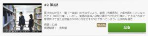 凍牌~裏レート麻雀闘牌録~第2話