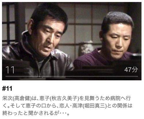 あにき(高倉健)第11話
