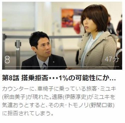 あぽやん ~走る国際空港第8話