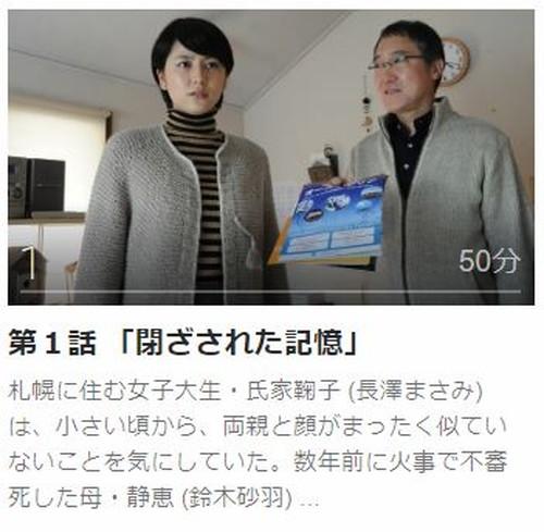 東野圭吾「分身」第1話