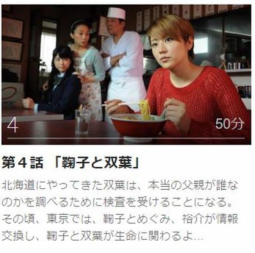 東野圭吾「分身」第4話