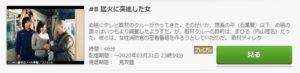 ファイアーボーイズ~め組の大吾~第8話