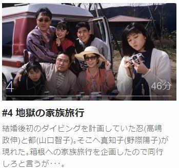 ダブル・キッチン第4話