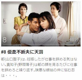 ダブル・キッチン第8話