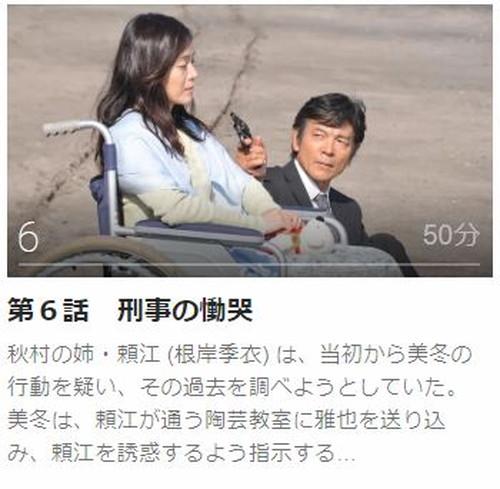 東野圭吾「幻夜」第6話