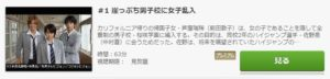 花ざかりの君たちへ イケメン☆パラダイス2011第1話