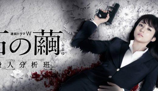 「石の繭 殺人分析班」のドラマを見れる動画配信サイトは?全話無料でお試し視聴する方法!(第1話~5話<最終回>まで)