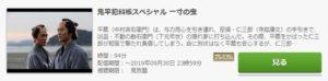 鬼平犯科帳スペシャル 一寸の虫第1話