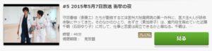 医師たちの恋愛事情第5話