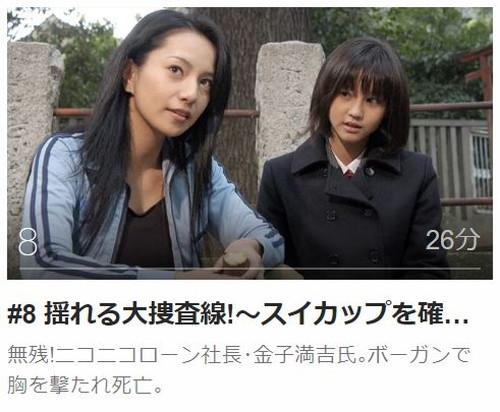 ケータイ刑事 銭形舞第8話