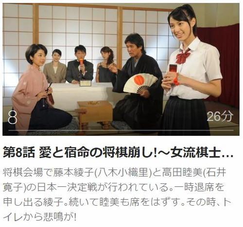 ケータイ刑事 銭形命第8話
