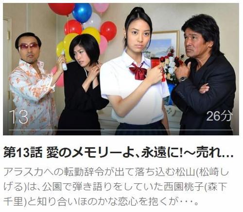 ケータイ刑事 銭形命第13話