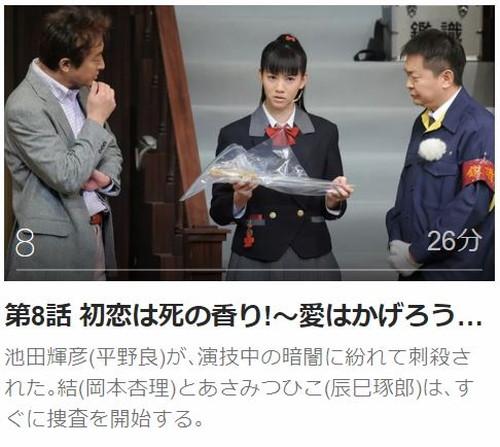 ケータイ刑事 銭形結第8話